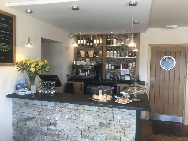 Restaurant Recption at The Halladale Inn